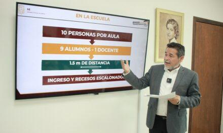 CRITERIOS PARA SELECCIONAR ESCUELAS PARA CLASES PRESENCIALES