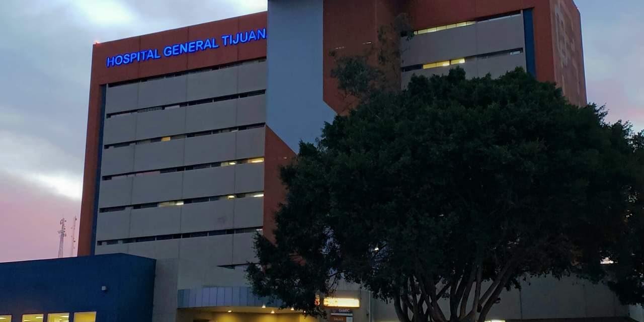 39 AÑOS DEL HOSPITAL GENERAL DE TIJUANA