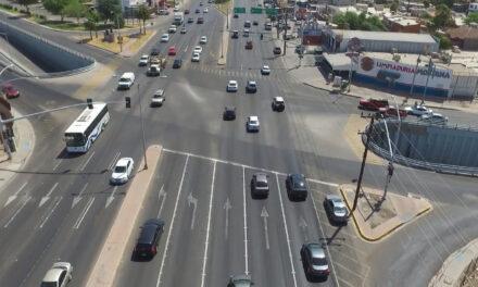 COMIENZA CONSTRUCCION EN NODO DE RÍO NUEVO Y LÁZARO CÁRDENAS EN MEXICALI