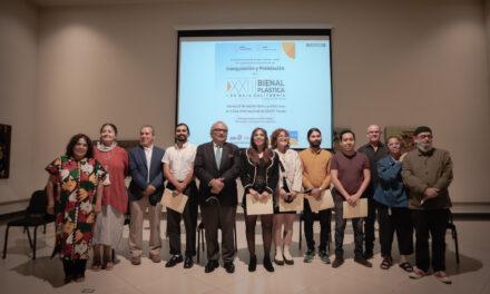 LOS GANADORES DE LA XXIII BIENAL PLÁSTICA E INAUGURA LA EXPOSICIÓN