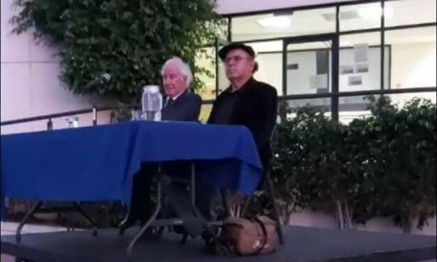 EL ANTROPÓLOGO CHRISTIAN DUVERGER EN VII FESTIVAL DE LA ANTIGUA CALIFORNIA