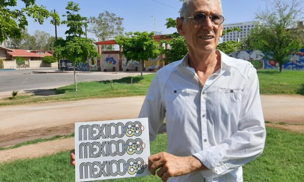 EL OTRO CACHANILLA QUE TAMBIÉN ESTUVO EN MÉXICO 1968